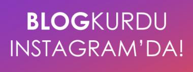 Blog Kurdu Instagram