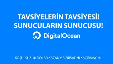 VPS Tavsiyesi DigitalOcean