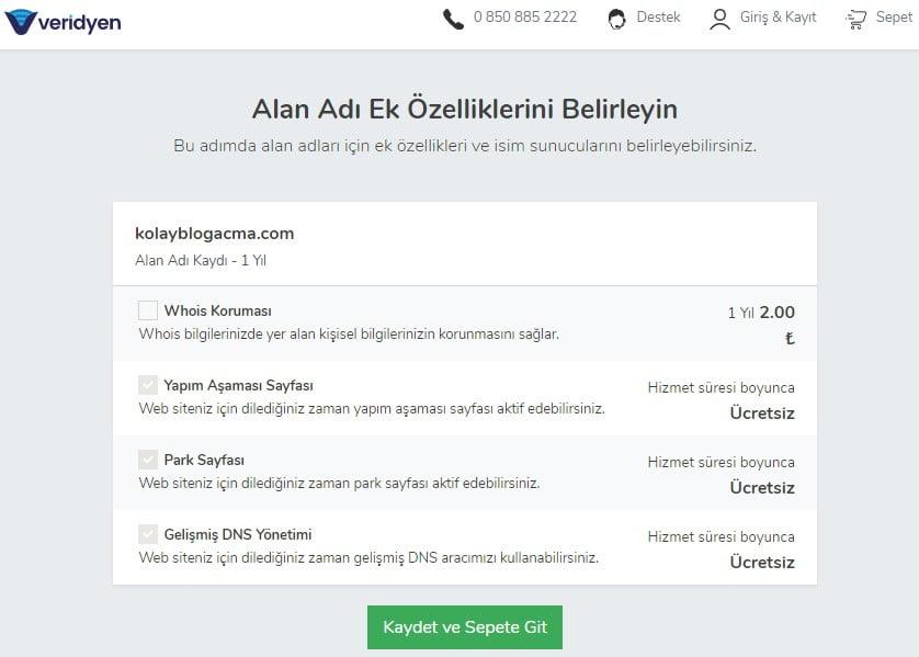 Blog nasıl açılır? Domain seçenekleri