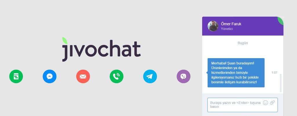 Jivochat canlı destek sistemi nedir?